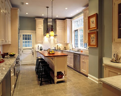 Vrabel traditional kitchen