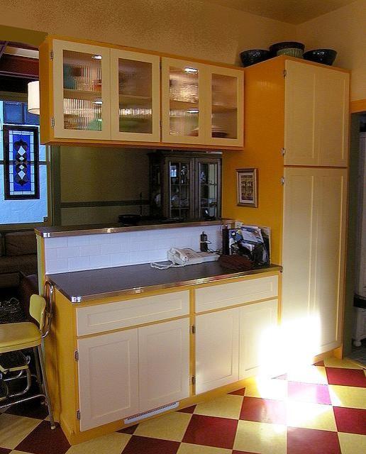 W. David Seidel, AIA farmhouse-kitchen