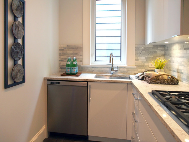 W37th House contemporary-kitchen