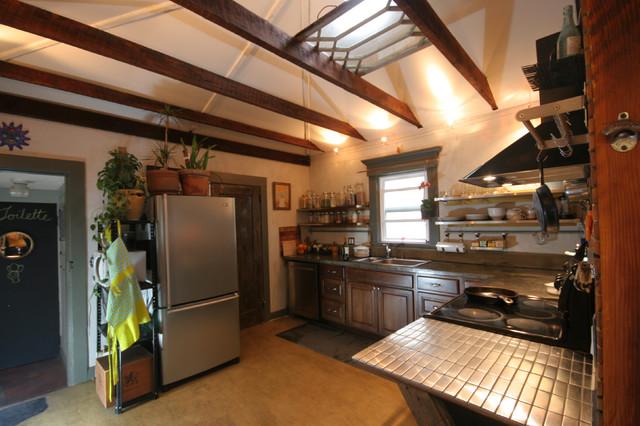 Wabi Sabi Kitchen Design + Build Contemporary Kitchen