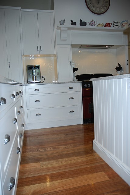 Wahroonga Sydney traditional-kitchen