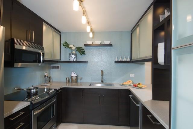 Dark Brown Kitchen Cabinets Espresso Decor