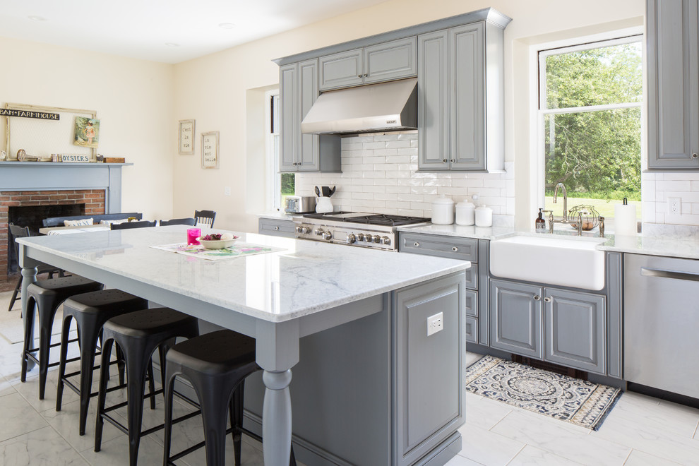 Wakefield, RI - Traditional - Kitchen - Other
