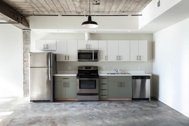 Interior Designers U0026 Decorators. (WAL) Warehouse Artist Lofts  Industrial Kitchen