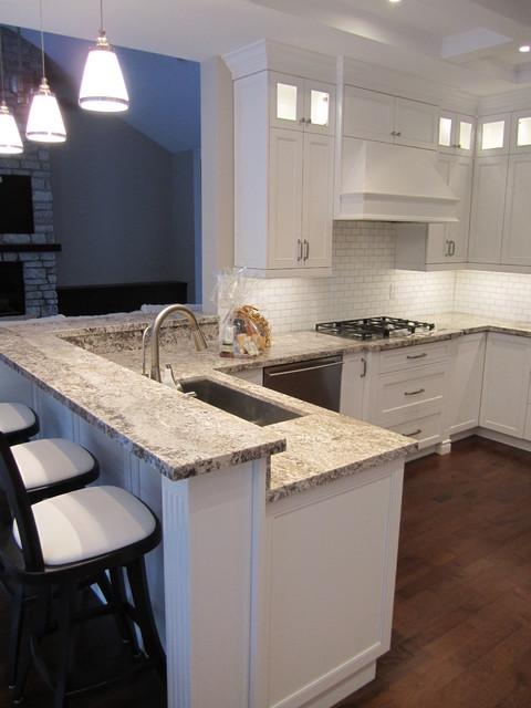 Walker Full Renovation traditional-kitchen