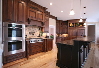 where to get kitchen cabinets walker woodworking custom cabinets traditional kitchen 1724