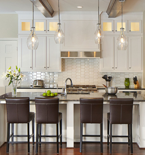 Fresh Kitchens In Dreamy White Thechicybeast
