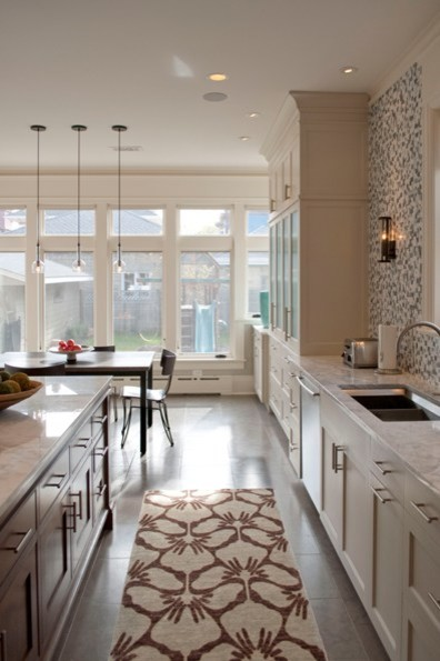 Wall Of Windows Eclectic Kitchen Minneapolis By Designs By Martina