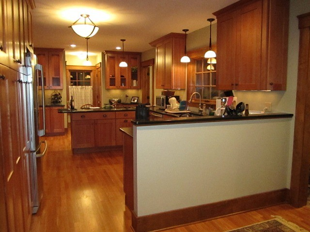 Wallingford Ct Remodel Craftsman Kitchen Bridgeport By Bencar Building Systems Llc
