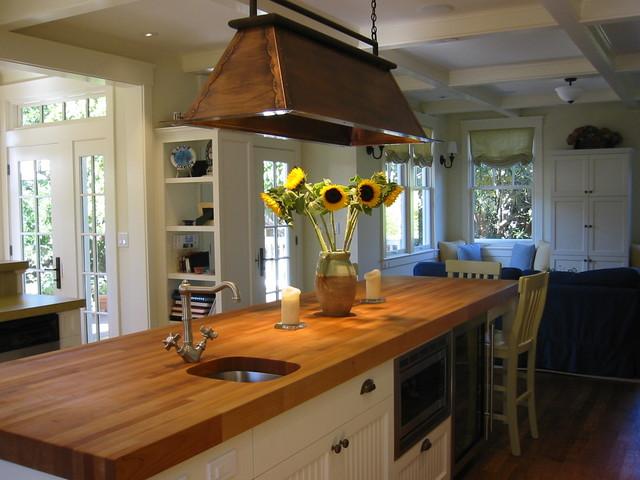 Walnut Avenue Kitchen contemporary-kitchen