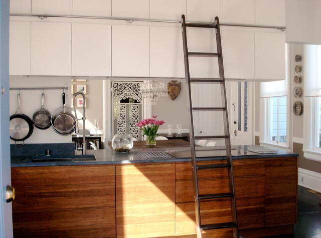 Walnut Avenue eclectic-kitchen