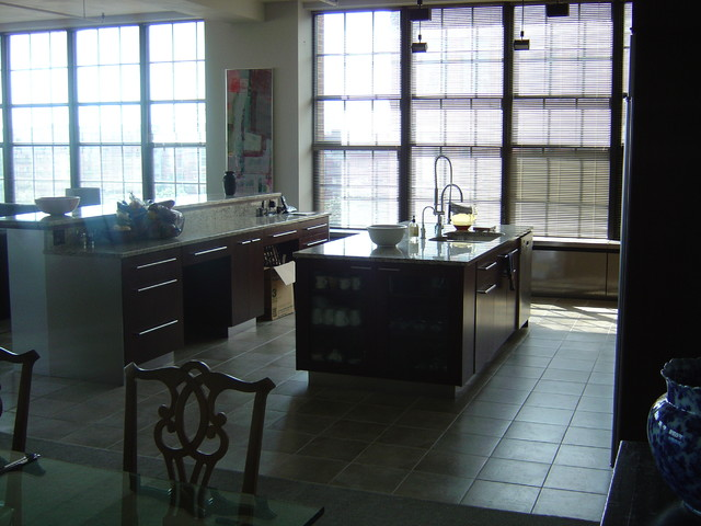 Custom Kitchen Cabinetry contemporary-kitchen-cabinetry