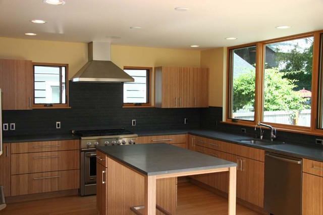 Walsh Hollon Residence contemporary-kitchen