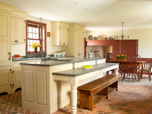 Attrayant Walters Renovation Farmhouse Kitchen