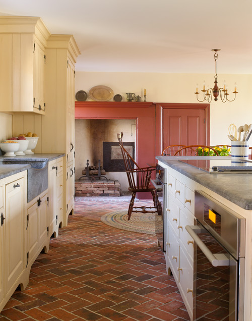 Photo By Timeless Kitchen Cabinetry