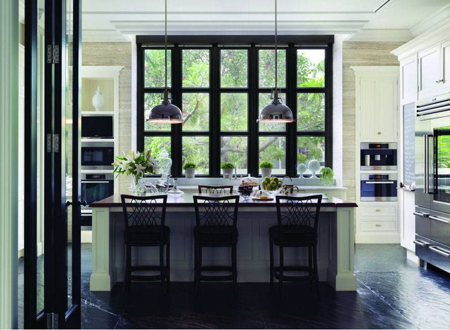 WAN Interior Design Awards Residential traditional-kitchen