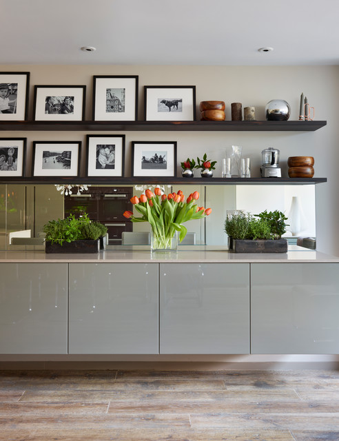 Wandsworth Common contemporary-kitchen