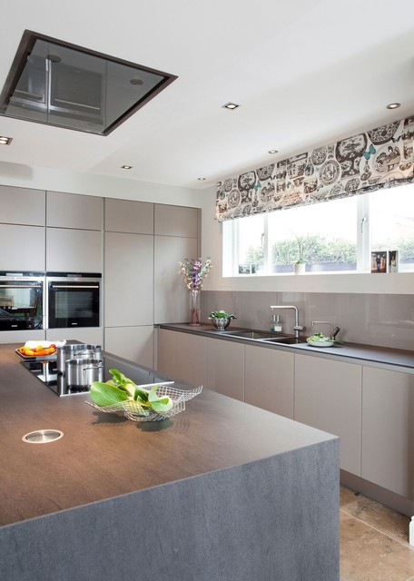 Ward Avenue Belfast Contemporary Kitchen Belfast