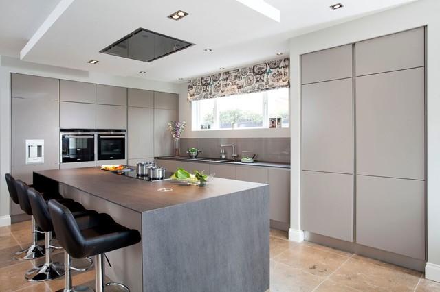 Ward Avenue Belfast Contemporary Kitchen Belfast By Interior360