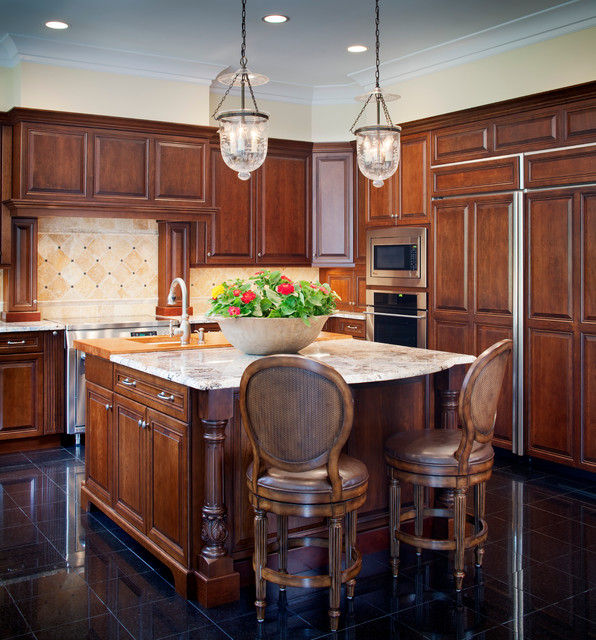 warm and inviting kitchen traditional kitchen other by kitchen bath design construction. Black Bedroom Furniture Sets. Home Design Ideas
