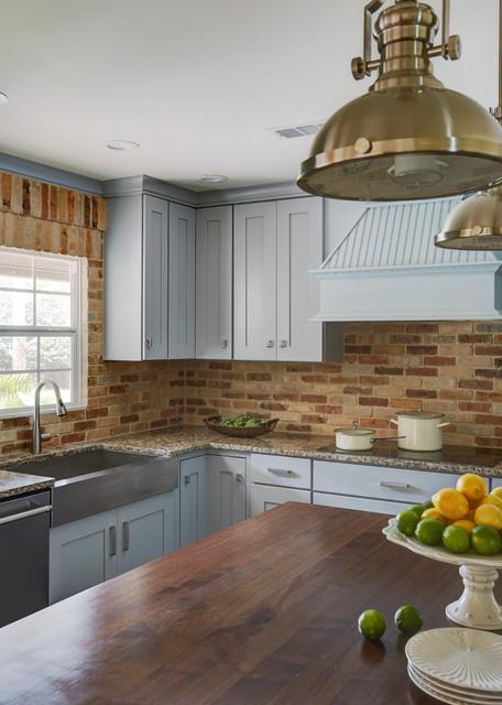 warm cozy inviting kitchen transitional kitchen jacksonville by kbr designs inc. Black Bedroom Furniture Sets. Home Design Ideas