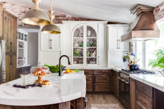 Kitchen of the Week: Warm, Rustic and Dog-Friendly in California