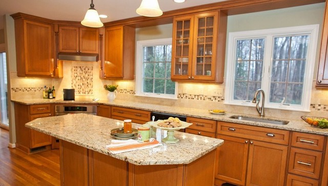 warm inviting kitchen is the heart of the home kitchen dc metro by meredith ericksen. Black Bedroom Furniture Sets. Home Design Ideas