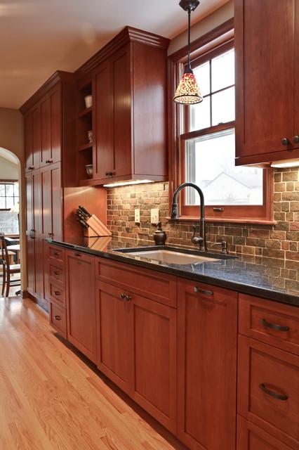 Warm kitchen contemporary kitchen other by white for Warm kitchen designs