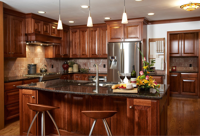 custom wood products handcrafted cabinets topeka ks 3