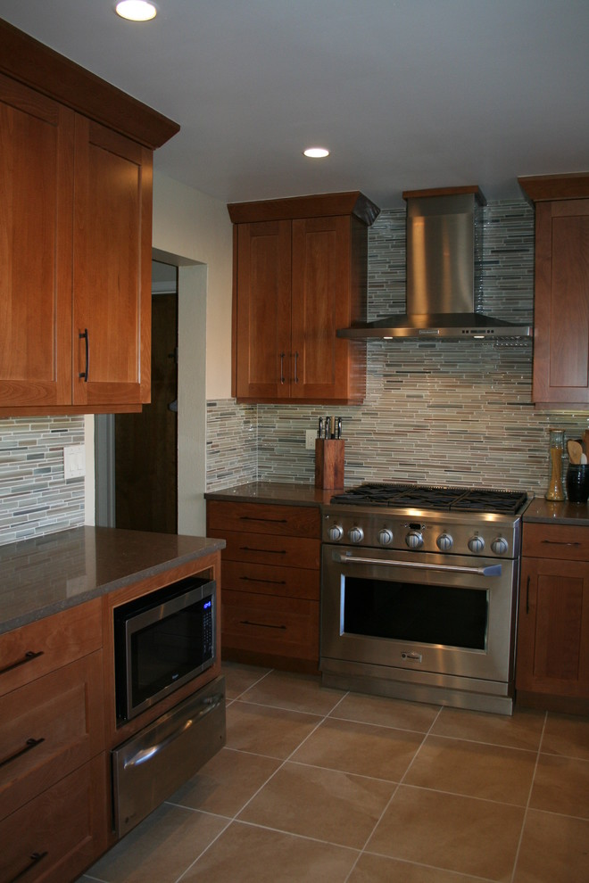 Warming Drawer and Microwave - Kitchen - Albuquerque - by ...