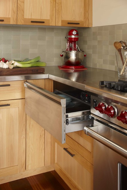 Warming Drawer - Transitional - Kitchen - San Francisco - by ...