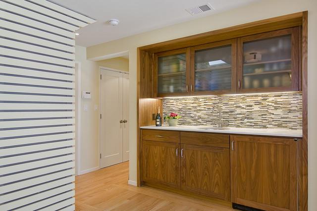 Warren Drive 2 contemporary-kitchen