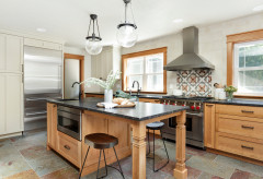 Kitchen of the Week: Craftsman Details Add Character and Charm