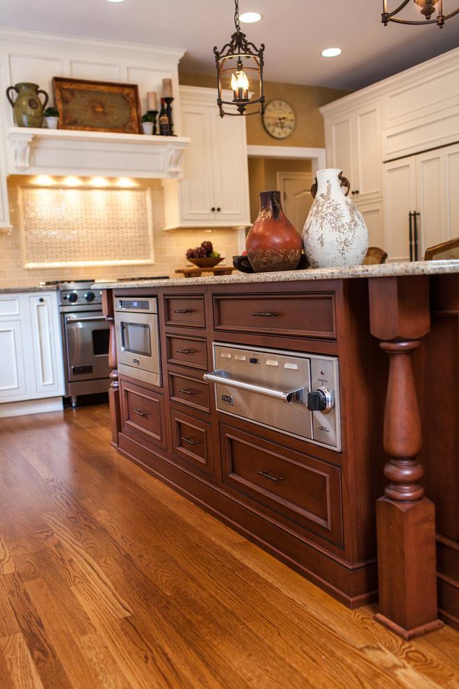 Warren, NJ Kitchen Remodel - Traditional - Kitchen - New ...