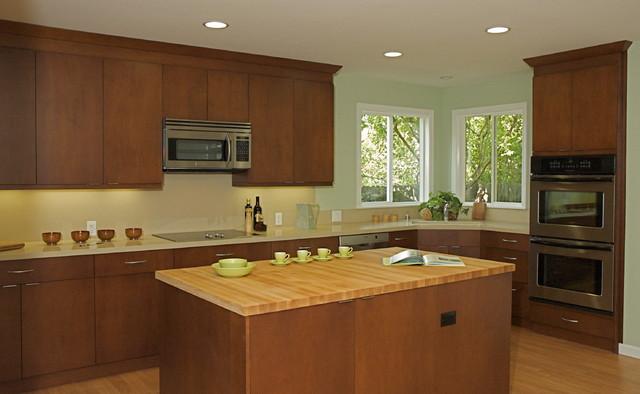 Warren Way Arden contemporary-kitchen
