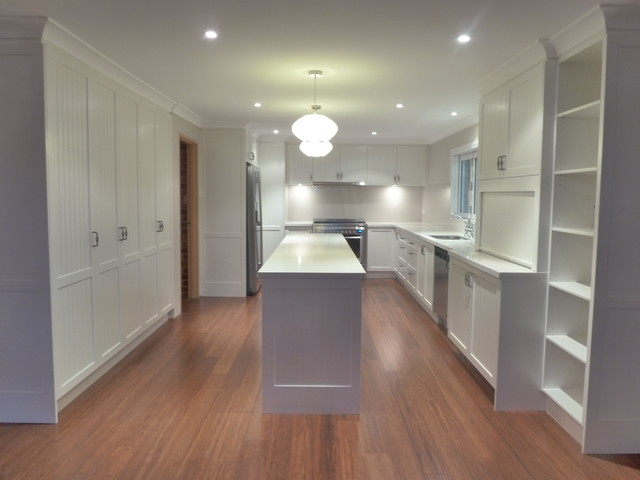 Warriewood traditional-kitchen