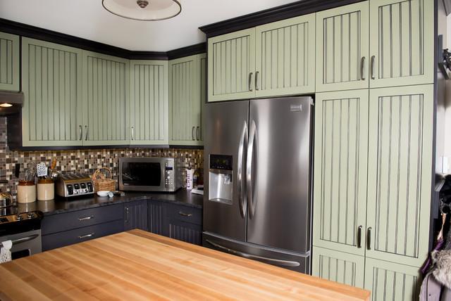 Wasabi kitchen casa de campo cocina ottawa de west - Instaladores de cocinas ...