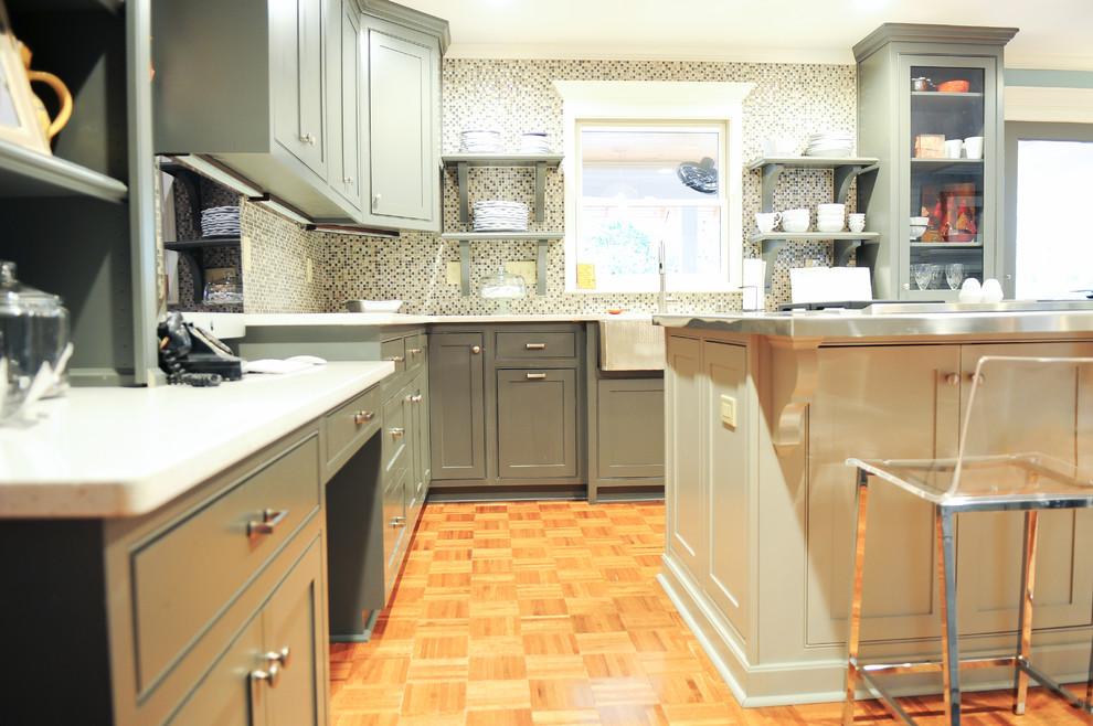 Wascher | Kitchen Remodel - Eclectic - Kitchen ...