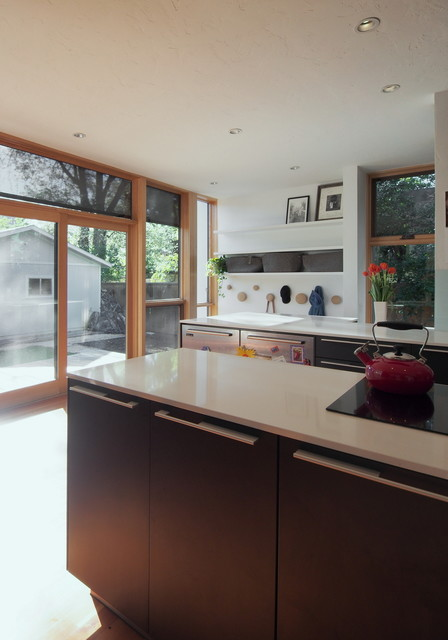 Wash Park home contemporary-kitchen