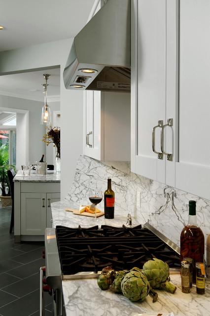 Washington Dc Traditional Kitchen Design Magically Triples