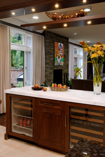 A perfect transition traditional kitchen dc metro for Perfect kitchen and bath quincy