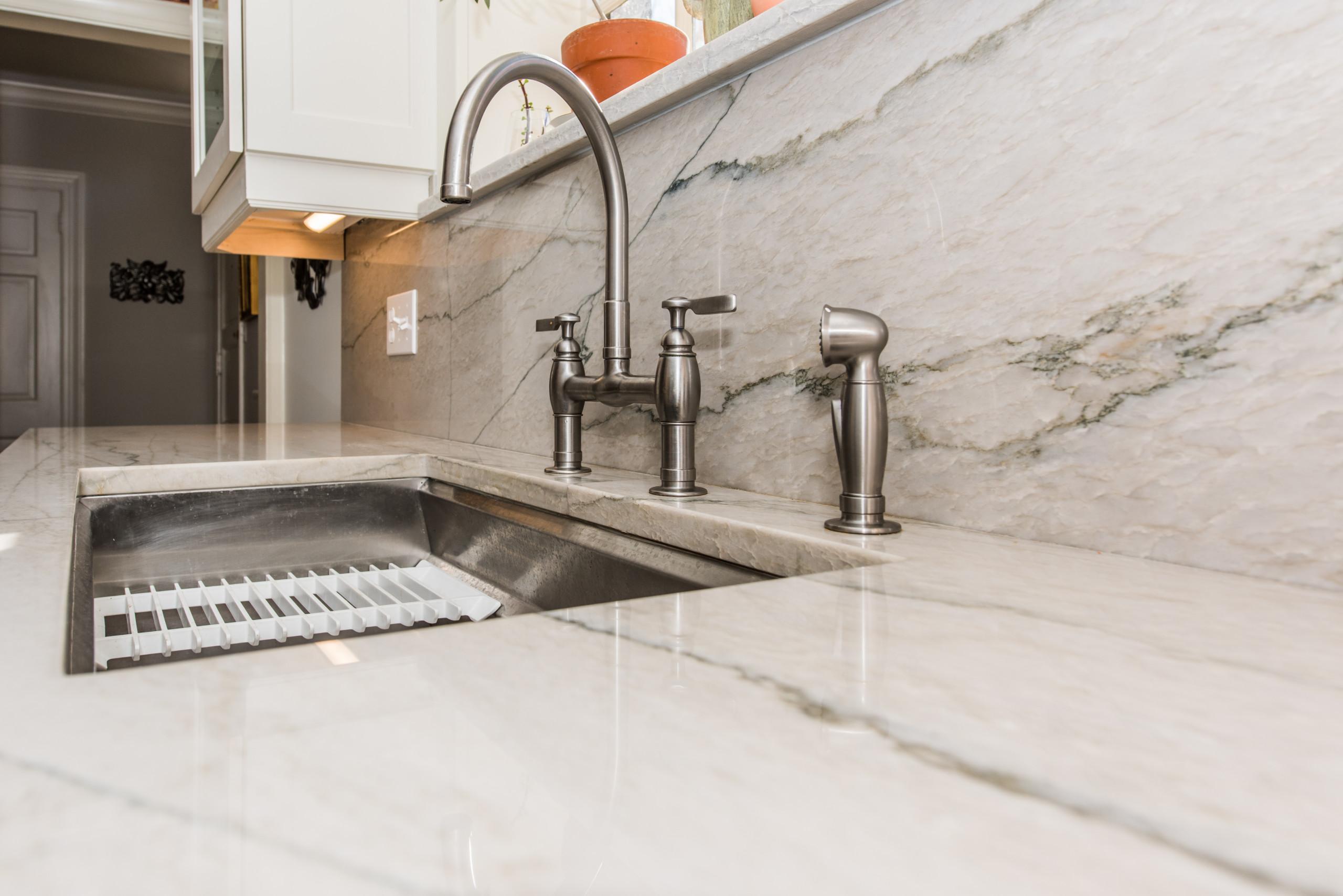 Washington, DC Contemporary Kitchen