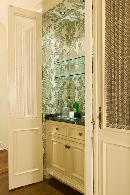 Washington DC Home - Traditional - Kitchen - dc metro - by Jessica Jubelirer Design
