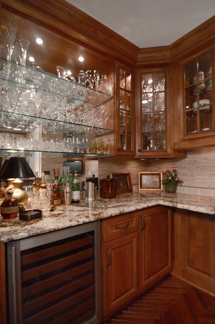 Washington DC - Kitchen traditional-kitchen