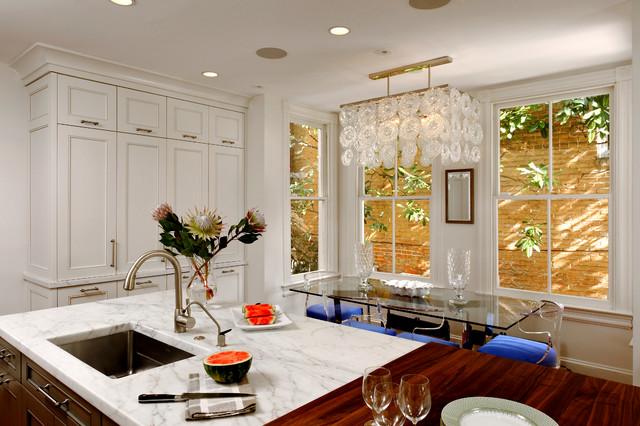 Washington Dc Traditional Kitchen Design