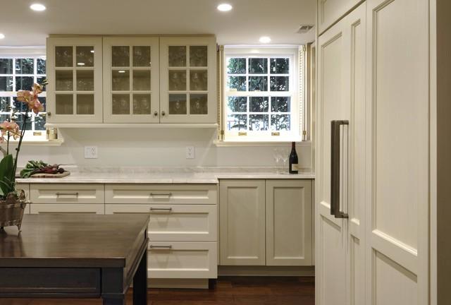 Washington Dc Traditional Basement Kitchen Design Makes
