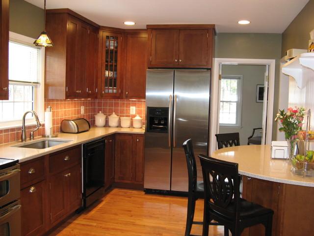 Washington Grove Kitchen Renovation traditional-kitchen