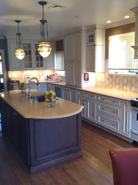 Washington Kitchen traditional-kitchen