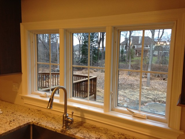 Watchung Integrity Ultrex Casement Wood Windows