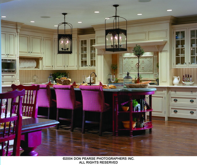Water Mill traditional-kitchen